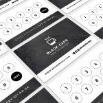 Free Loyalty Card Templates   Psd, Ai & Vector   Brandpacks | Free Printable Loyalty Card Template