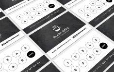 Free Loyalty Card Templates – Psd, Ai & Vector – Brandpacks | Free Printable Loyalty Card Template