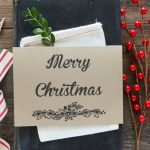 Free Merry Christmas Card Printable | Merry Christmas Cards Printable