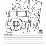 Free Military Coloring Pages For Christmas! | Operation Write Home | Printable Christmas Cards For Veterans