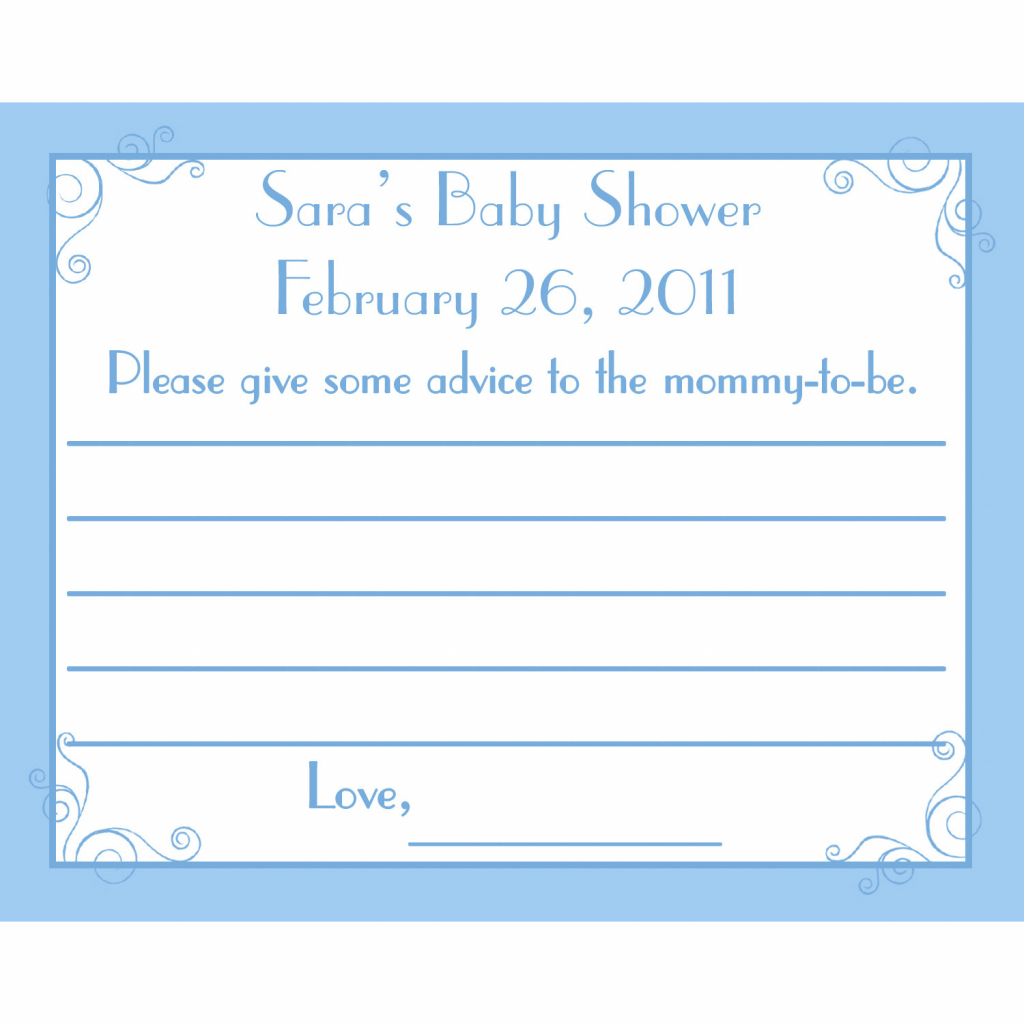 Free Mommy Advice Cards Printable | Free Printables | Free Mommy Advice Cards Printable