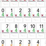 Free Multiplication Flash Cards Printable Sheets From Upsparks | Math Flash Cards Printable Multiplication