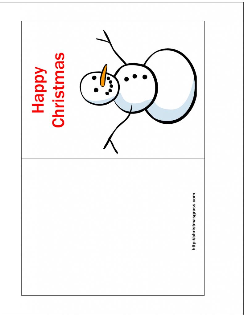 Free Online Printable Christmas Cards - Kleo.bergdorfbib.co | Free Printable Xmas Cards Online