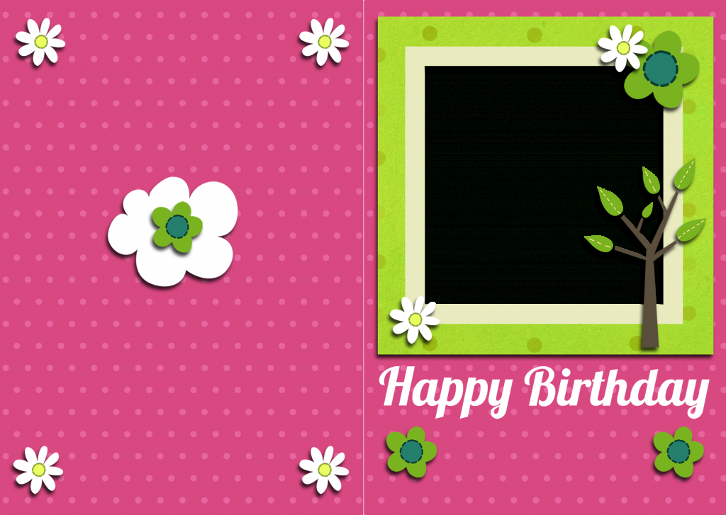Free Pictures To Print Free | Free Printable Birthday Card And Gift | Free Online Printable Birthday Cards