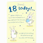 Free Printable 18Th Birthday Cards – Happy Holidays! | Funny 18Th Birthday Cards Printable