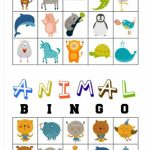 Free Printable Animal Bingo Cards For Toddlers And Preschoolers | Printable Picture Bingo Cards For Kids