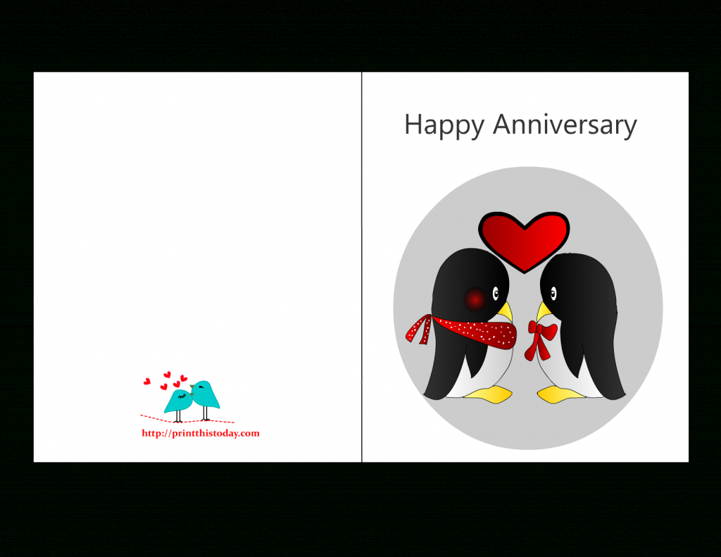 Free Printable Anniversary Cards For Him - Printable Cards | Printable Cards Free Anniversary