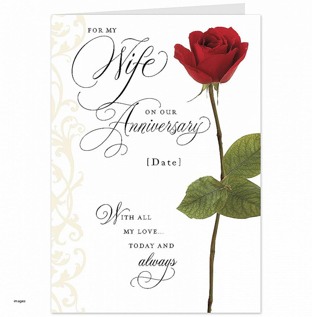 Free Printable Anniversary Cards Photo Template To Wife | Printable Anniversary Cards For My Wife