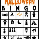 Free Printable Bilingual Halloween Bingo Game | Learning Spanish | Free Printable Spanish Bingo Cards
