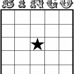 Free Printable Bingo Card Template   Set Your Plan & Tasks With Best | Free Printable Bingo Cards For Teachers