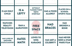 Free Printable Bingo Cards For Large Groups