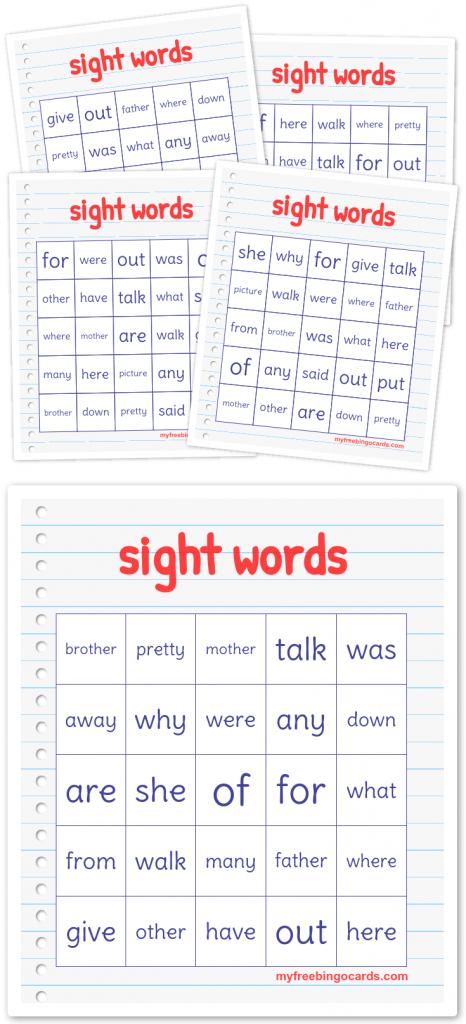 Free Printable Bingo Cards | New | Free Bingo Cards, Free Printable | Free Printable Grade Cards