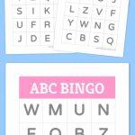 Free Printable Bingo Cards | Preschool | Preschool Games, Preschool | Free Printable Spanish Bingo Cards
