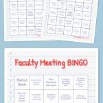 Free Printable Bingo Cards | R/t Work | Free Bingo Cards, Bingo | Free Printable Bingo Cards For Teachers