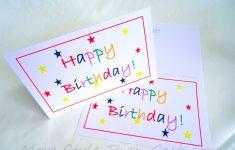 Free Printable Money Cards For Birthdays