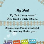 Free Printable Birthday Cards For Dad From Daughter – Happy Holidays! | Free Printable Happy Birthday Cards For Dad