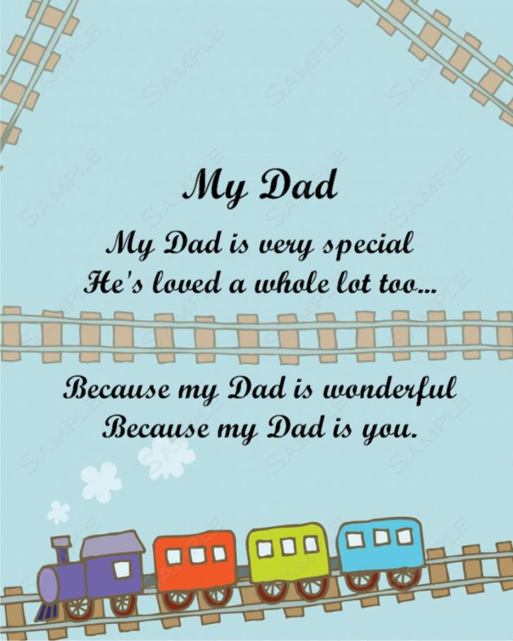 Free Printable Happy Birthday Cards For Dad