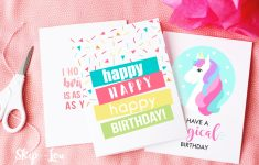 Free Printable Birthday Cards For Your Best Friend