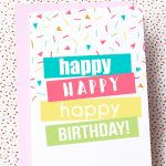 Free Printable Birthday Cards | Skip To My Lou | Printable Birthday Cards For Wife
