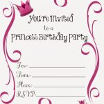 Free Printable Birthday Invitation Cards With Photo   Kleo | 75Th Birthday Invitation Cards Printable
