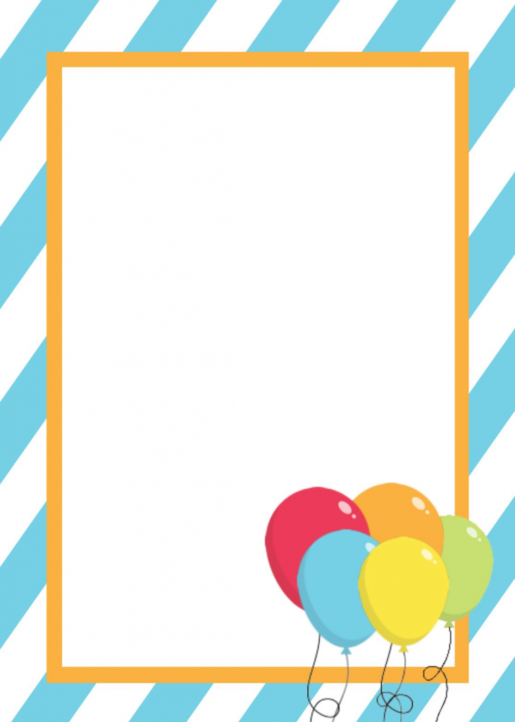 Free Printable Birthday Invitation Templates | Birthday Ideas And | Free Printable Birthday Invitation Cards