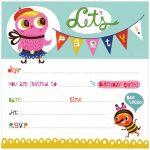 Free Printable Birthday Party | Free Printable Birthday | Make Your Own Printable Birthday Cards Online Free