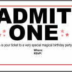 Free Printable Birthday Party Invitations   Kansas Magician | Free Printable Birthday Invitation Cards
