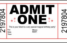 Free Printable Birthday Party Invitations – Kansas Magician | Free Printable Birthday Invitation Cards