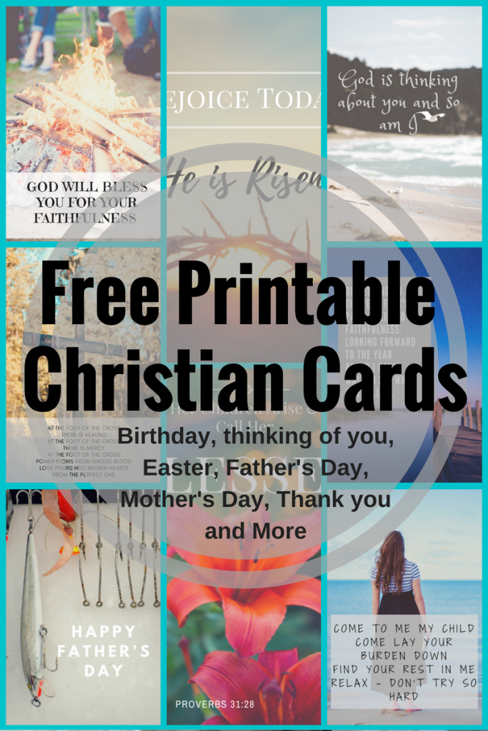 Free Printable Christian Cards For All Occasions | Free Printable Cards For All Occasions