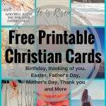 Free Printable Christian Cards For All Occasions | Free Printable Christian Cards Online
