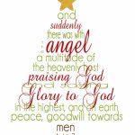 Free Printable Christian Christmas Cards – Festival Collections | Printable Christian Christmas Cards