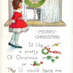 Free Printable Christmas Cards   From Antique Victorian To Modern | Free Printable Xmas Cards