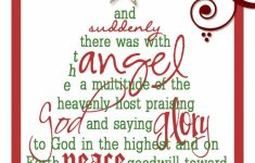 Printable Christian Christmas Cards