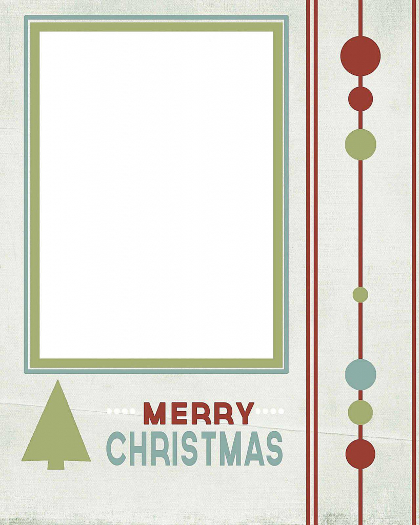 Free Printable Christmas Cards With Photo Insert - Kleo.bergdorfbib.co | Free Printable Christmas Cards With Photo Insert