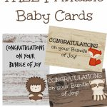Free Printable Congratulations Baby Cards   Under.bergdorfbib.co | Congratulations On Your Baby Girl Free Printable Cards