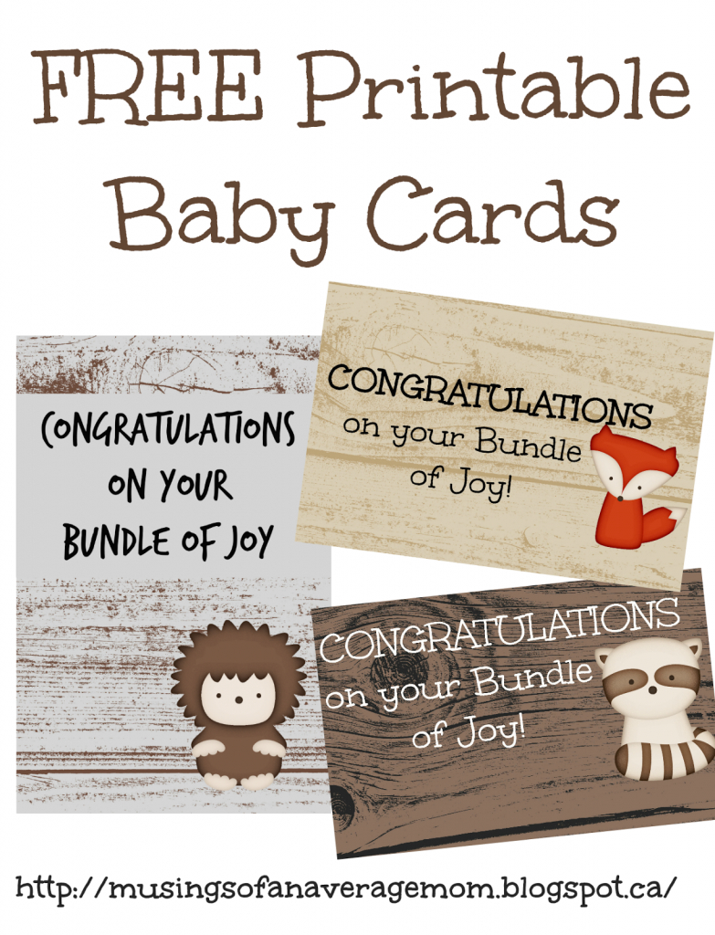 Free Printable Congratulations Baby Cards - Under.bergdorfbib.co | Congratulations On Your Baby Girl Free Printable Cards