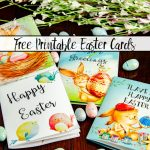 Free Printable Easter Cards: 4 Adorable Designs | Free Printable Easter Greeting Cards