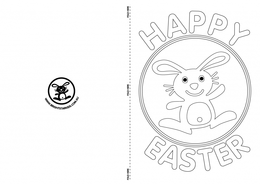 Free Printable Easter Cards Templates – Happy Easter & Thanksgiving 2018 | Free Printable Easter Cards To Print