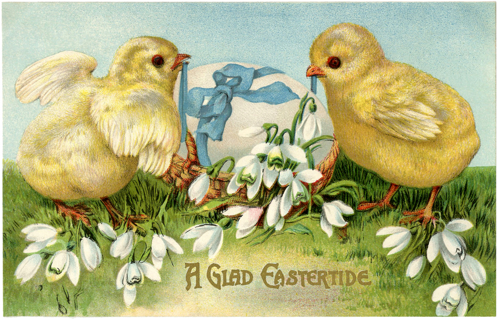 Free Printable Easter Greeting Cards - Azfreebies | Printable Easter Greeting Cards Free