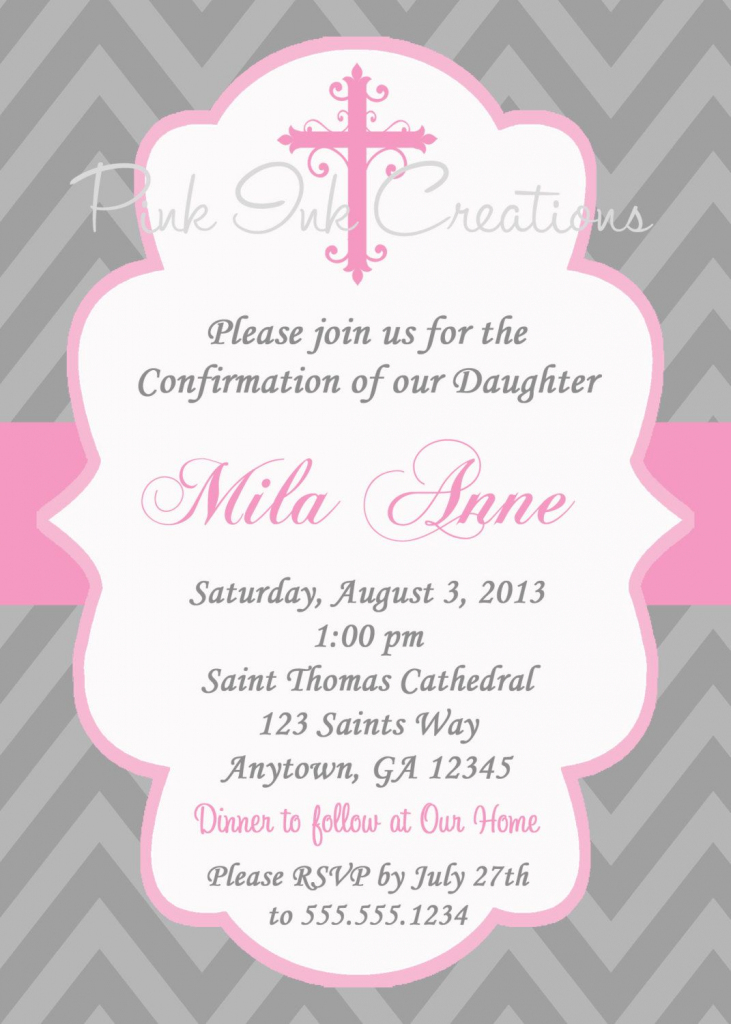 Free Printable First Communion Invitations Free Printable First | 1St Communion Cards Printable