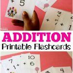 Free Printable Flashcards: Addition Flashcards 0 10 | Free Printable Addition Flash Cards