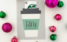 Printable Starbucks Gift Card