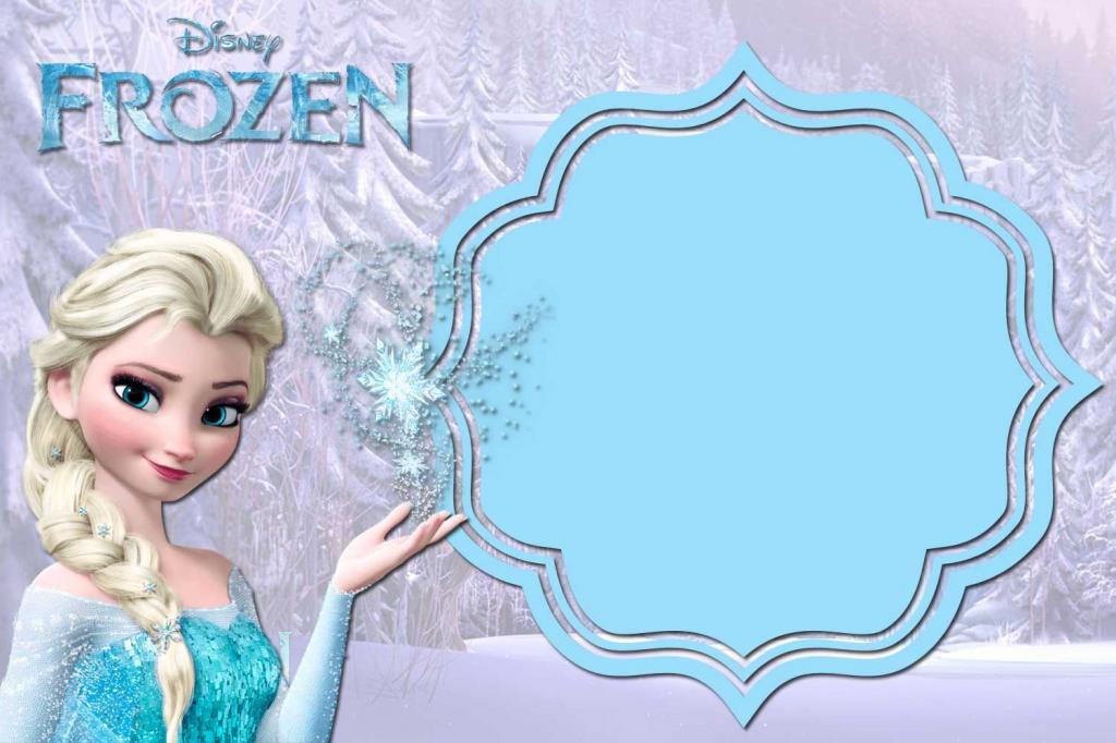 Free Printable Frozen Anna And Elsa Invitation | Free Printable | Disney Frozen Thank You Cards Printable