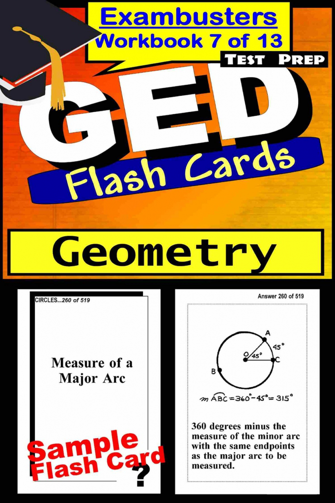 Free Printable Ged Flashcards | Www.topsimages | Ged Flash Cards Printable