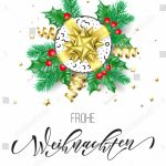 Free Printable German Christmas Cards – Festival Collections | Free Printable German Christmas Cards