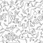Free Printable Get Well Cards   Hashtag Bg | Free Printable Get Well Cards To Color