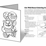 Free Printable Get Well Cards To Color   Printable Cards | Free Printable Get Well Cards To Color