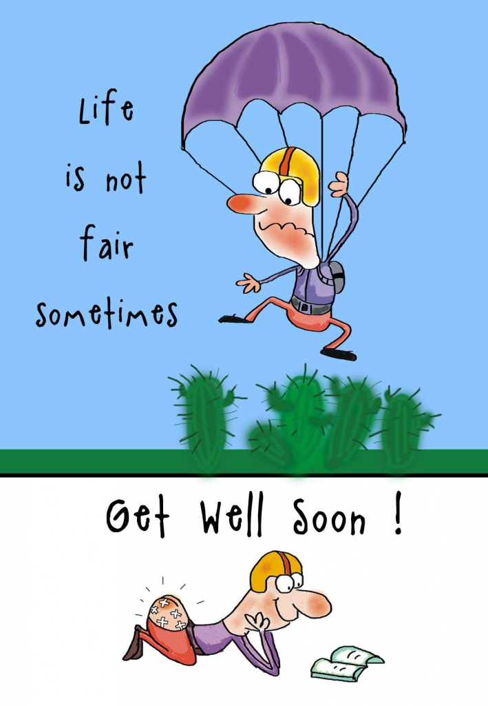 Free Printable Get Well Soon Greeting Card | Just Cute! | Get Well | Free Printable Get Well Soon Cards