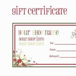 Free Printable Gift Cards Online Best Of Template Shopping Spree | Free Printable Gift Cards