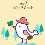 Free Printable Goodbye And Good Luck Greeting Card | Littlestar | Printable Good Luck Cards For Exams
